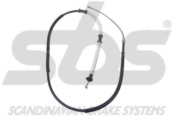 18409023161 Cable, parking brake