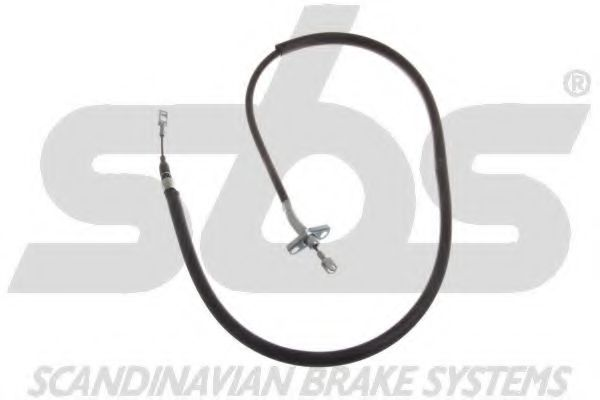 1840903344 Cable, parking brake