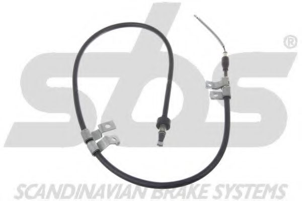 1840903422 Cable, parking brake