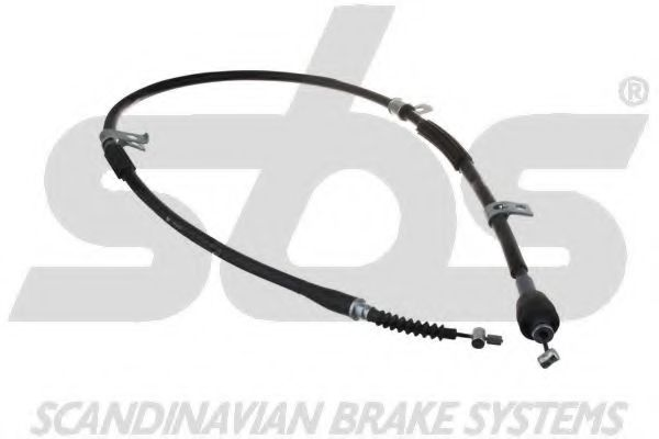1840903432 Cable, parking brake