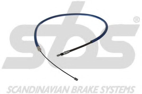 18409039115 Cable, parking brake