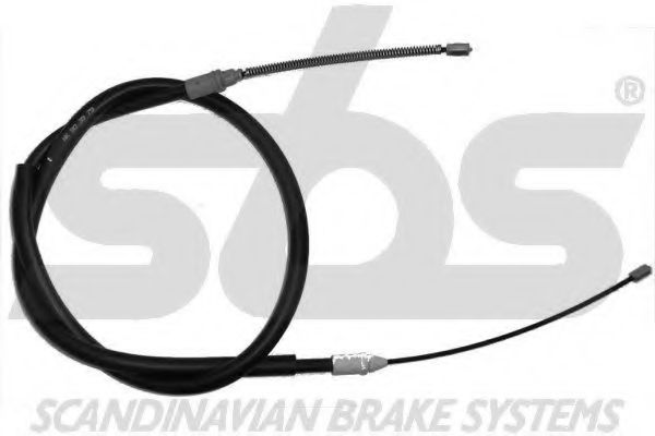 1840903979 Cable, parking brake