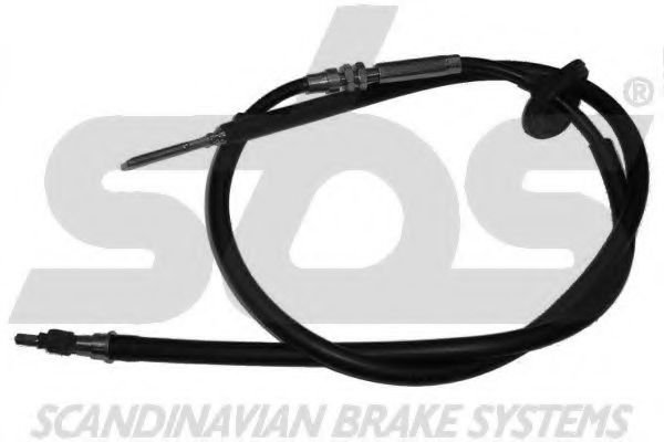 1840904112 Cable, parking brake