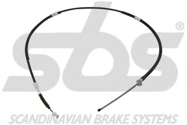 18409045168 Cable, parking brake