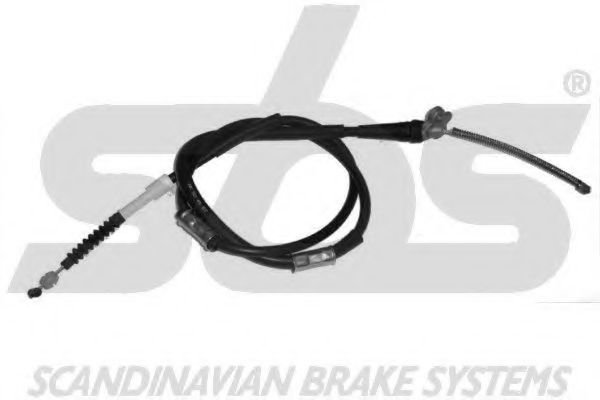 1840904567 Cable, parking brake