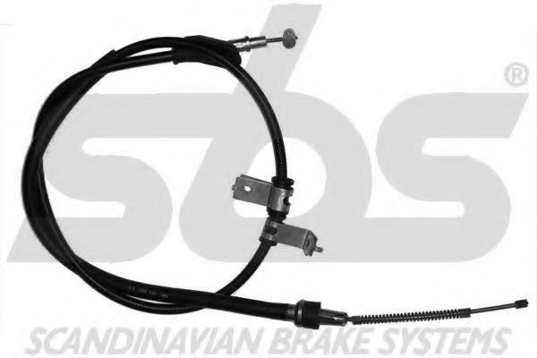 1840905211 Cable, parking brake