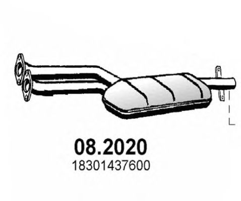 08.2020 Cable, manual transmission