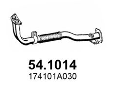 54.1014 Exhaust Pipe