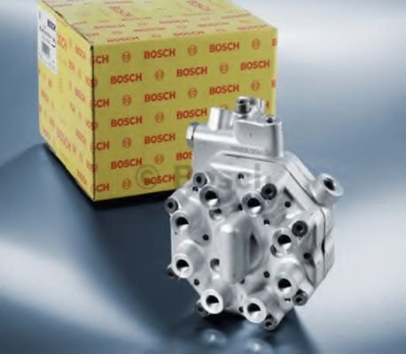 F 026 TX2 000 Mixture Formation Fuel Distributor, injection system