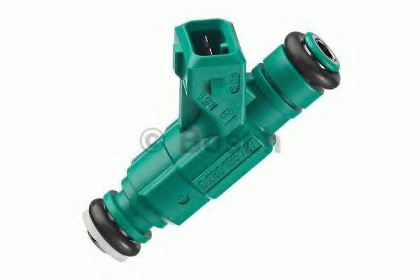 0 280 155 787 Mixture Formation Nozzle and Holder Assembly