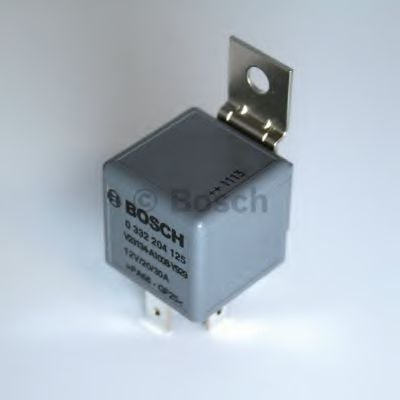 0 332 204 125 Electric Universal Parts Relay, main current