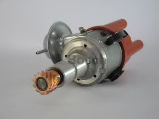 0 986 237 123 Ignition System Distributor, ignition