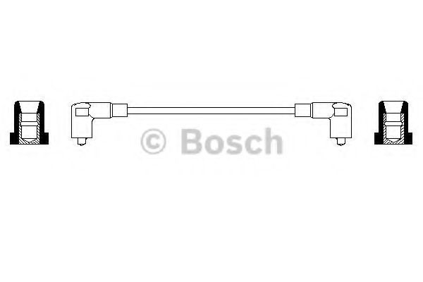 0 356 904 075 Ignition Cable