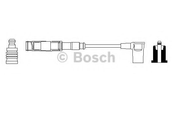 0 356 912 906 Ignition Cable