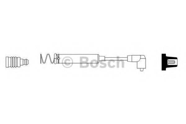 0 986 356 226 Ignition System Ignition Cable