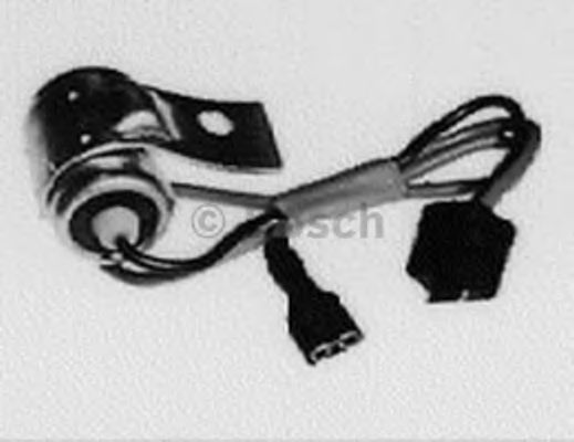 1 237 330 268 Ignition System Condenser, ignition