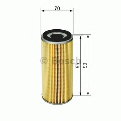 1 457 429 154 Lubrication Oil Filter