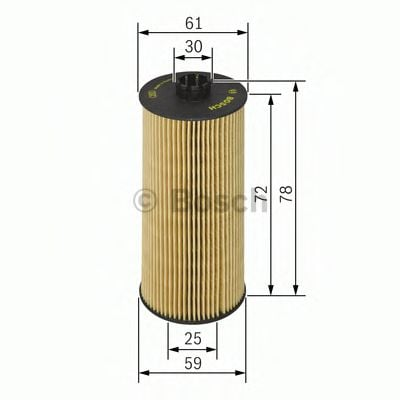 1 457 429 178 Lubrication Oil Filter
