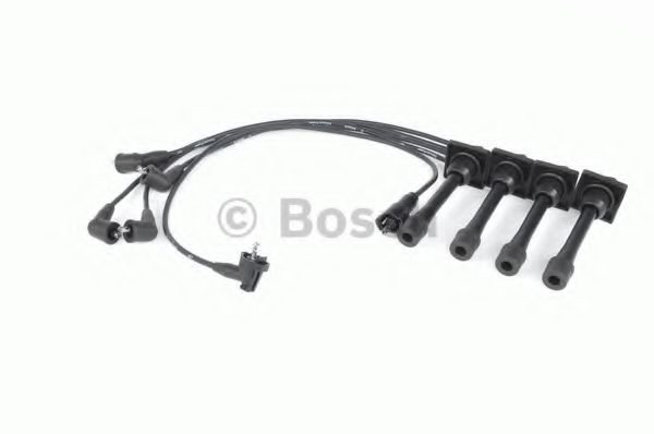 0 986 357 202 Ignition System Ignition Cable Kit