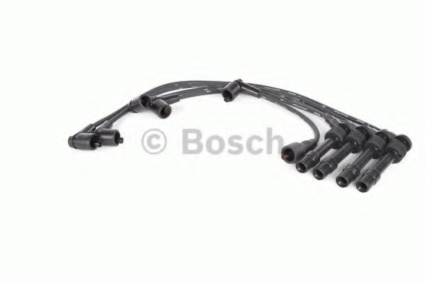 0 986 357 247 Ignition System Ignition Cable Kit