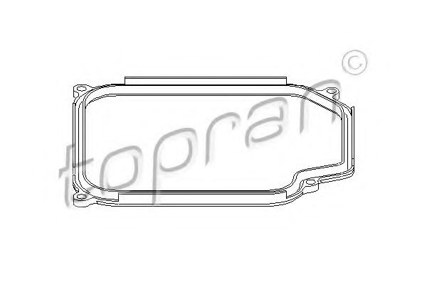 108 754 Seal, automatic transmission oil pan