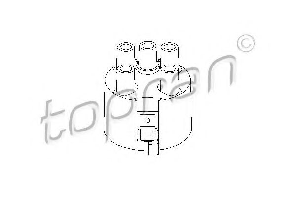 100 980 Clutch Cable