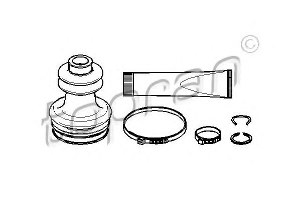 301 249 Air Supply Mounting Kit, charger