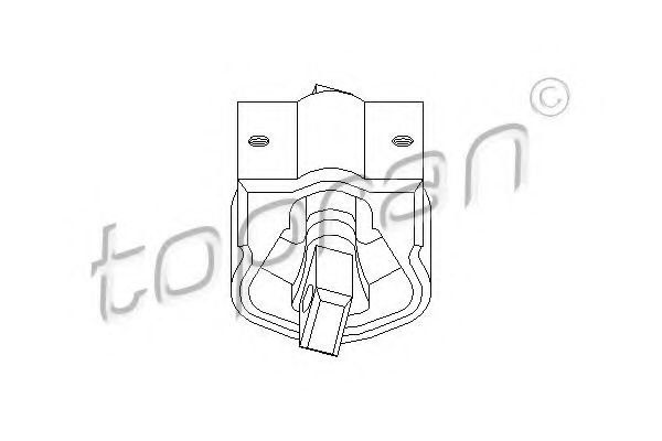 400 468 Mounting, automatic transmission
