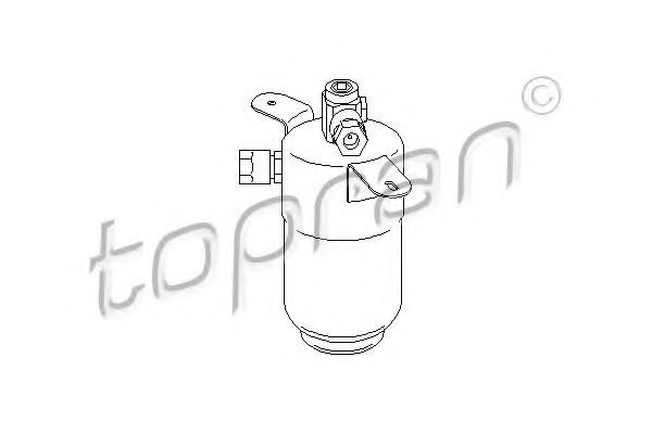 400 923 Dryer, air conditioning