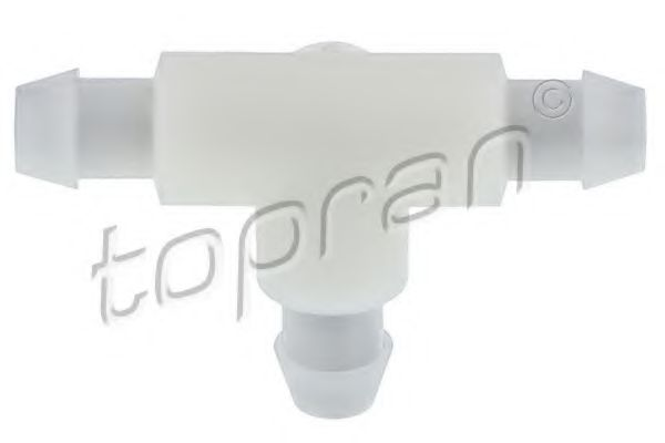 208 349 Connector, washer-fluid pipe