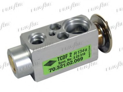 431.30144 Expansion Valve, air conditioning