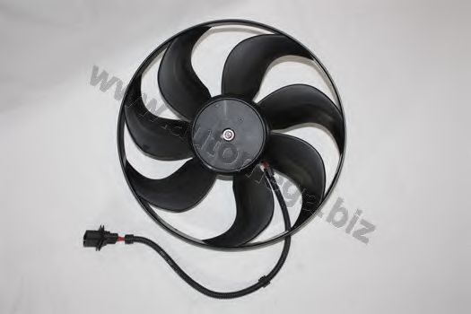 3095904556E0A Cooling System Fan, radiator
