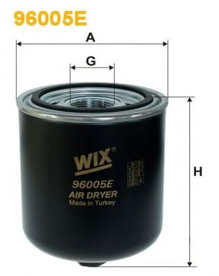96005E Air Dryer Cartridge, compressed-air system