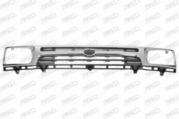 TY8102011 Radiator Grille