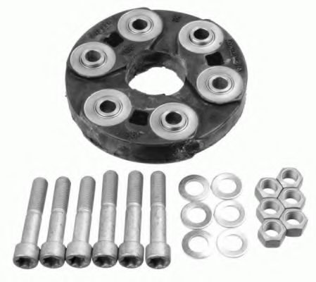 12624 01 Joint, propshaft