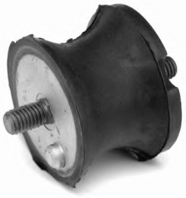 13076 01 Mounting, automatic transmission