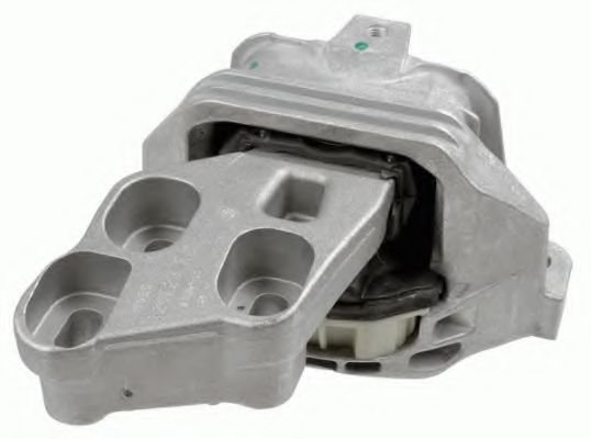 37736 01 Mounting, automatic transmission