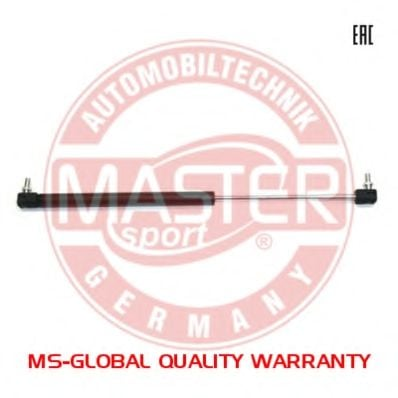 6308016-PCS-MS Gas Spring, boot-/cargo area