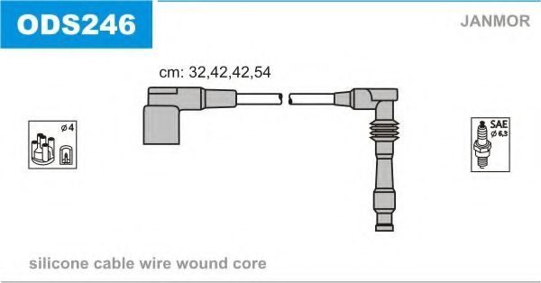 ODS246 Ignition Cable Kit