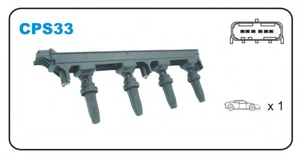 CPS33 Ignition Coil