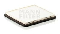 CU 20 010 Heating / Ventilation Filter, interior air