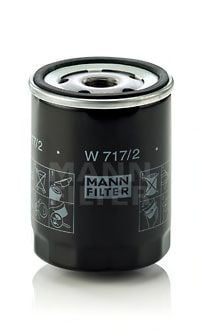 W 717/2 Lubrication Oil Filter