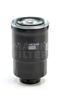 WK 940/6 x Fuel Supply System Fuel filter
