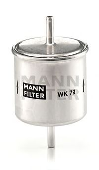WK 79 Fuel Supply System Fuel filter