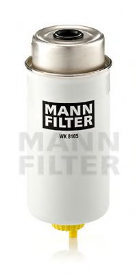 WK 8105 Fuel Supply System Fuel filter