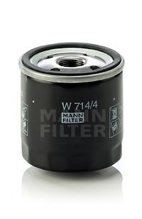W 714/4 Lubrication Oil Filter