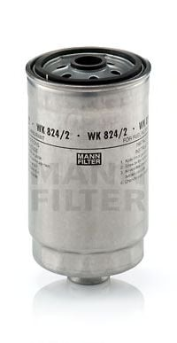 WK 824/2 Fuel Supply System Fuel filter