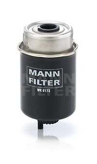 WK 8173 Fuel Supply System Fuel filter