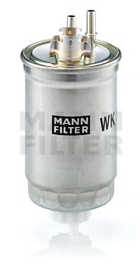 WK 829/2 Fuel Supply System Fuel filter