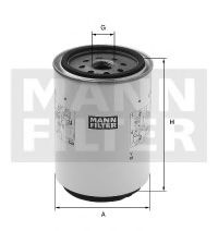 WK 1175 x Fuel Supply System Fuel filter